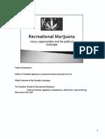 LCBO marijuana slides