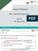 Lecture 1-hydrocarbon fluids