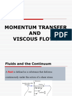 02 Momentum Transfer and Viscous Flow