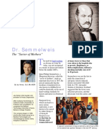 Semmelweis and Handwashing