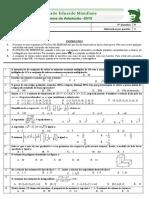 Exame_Matematica_2013