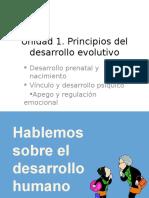 Unidad 1 Principios Del Desarrollo Evolutivo