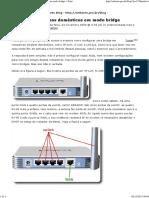 Eriberto Blog » Roteadores Wireless Domésticos Em Modo Bridge » Print