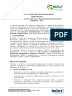 Convocatoria 2do Concurso Departamental de Innovación Agropecuaria y Forestal 2016-Laquinua.blogspot.com