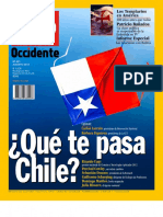 Revista Occidente N°421 agosto 2012