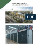 Proposal Pasar Dengklok