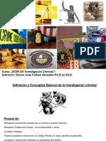 Presentation Investigacion Criminal121