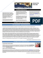 2008 June Newsletter - PDF