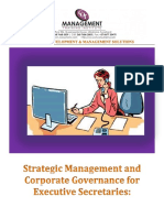 STRATEGIC MANAGENT AND COPORATE GOVERNANCE FOR SECRETARIES .pdf