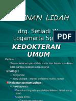 K8 - KELAINAN LIDAH