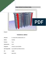 1. Memoria de Calculo Proyecto Estructural