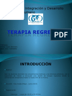 Terapia Regresiva - Programa