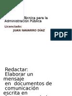 Lic. Juan Navarro
