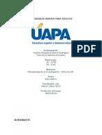 Actividad III - Metodologia de La Investigacion