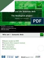 Drupal and the Semantic Web - Stephane Corlosquet - 2011