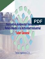 Normativa ambiental Venezolana General