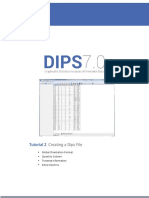 Tutorial 02 Creating a Dips File
