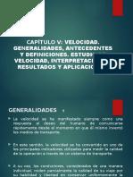 Capítulo V - Velocidad.pptx
