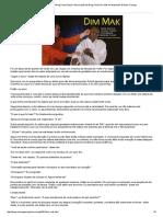 Global Tradicional Wing Chun Kung Fu Associação de Wing Chun Dim Mak Grandmaster William Cheung
