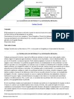 Quezada, S. La Teoría de Los Sistemas y La Geografía Humana