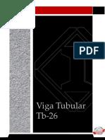 Viga Tb 26 Tubular Procon