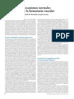 mecanismos normales de la hemostasia vascular.pdf