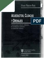 Acueductos, Cloacas y Drenajes - Alvaro Palacios Ruiz (1)