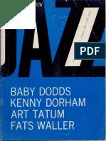 Jazz Review Magazine 1930s