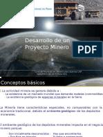 Proyectos. Generalidades