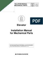 Inastallastion Manual_Mechanical_+Í-¥