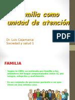 06 - La Familia Como Unidad de Atencion