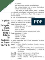 Anglo Resolve Mackenzie - 02 Português Inglês Química Física