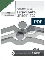 Reglamento del estudiante unionista 2013.pdf