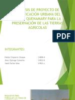 Analisis de Proyecto de Planificacion Urbana Del Cerrohjhhj