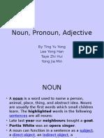 Noun, Pronoun, Adjective.pptx