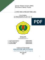 Akuntansi Organisasi Nirlaba