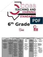math 6 framework standards for 2016 17