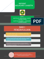Polineuropati DM
