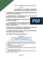 Sintergetica Programa 2014