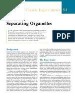 Separating Organelles PDF