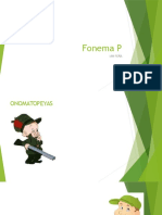 Fonema P