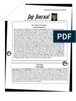 Jag Journal Fourth Edition 2010