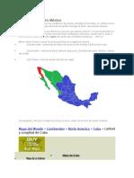 Husos Horarios en México