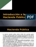 01 Introducción a La Hacienda Pública