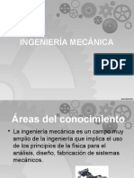 Generalidades de la ingenieria mecanica