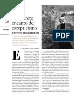 Christopher Domínguez sobre JOHNGRAY