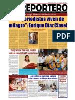 Gradoceropress, El Reportero No. 10417.