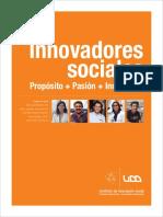 Libro Innovadores Sociales UDD