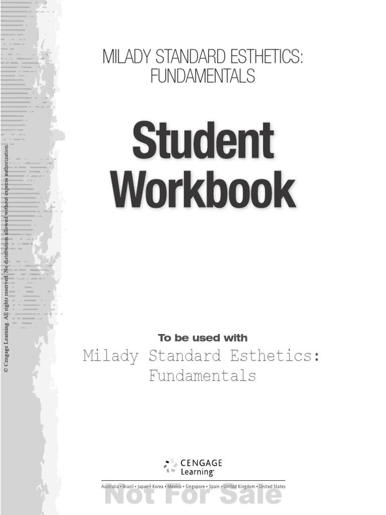 estfund11-workbook pdf   Cosmetics   Aesthetics