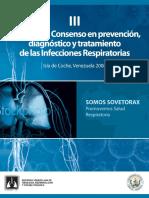 Sovetorax Infecciones Respiratorias 2008